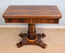 Rosewood Art Moderne Antique Tables