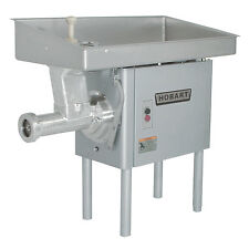 Hobart 4146-CARBON Electric Meat Grinder