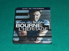 Jason Bourne : L'Héritage  Steelbook [Edizione: Francia]