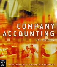 KEN LEO, COMPANY ACCOUNTING 6TH EDITION