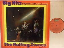 Rolling Stones - Big Hits (High Tide & Green Grass) - LP 69 D - Decca 62 502
