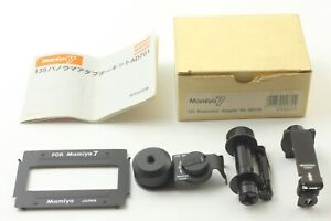 【UNUSED BOXED】Mamiya 7 135 Panoramic Adapter Kit AD701 for 7 7II from Japan 579