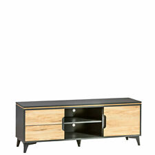 Tv-Lowboard Gappa TV Stand TV Cabinet Modern Living Room Collection Walnut