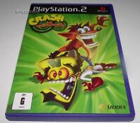 Crash Twinsanity PS2 PAL *Complete*