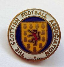The Scottish Football Association badge pin abzeichen Fußball