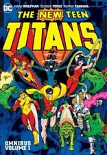 New Teen Titans Vol. 1 Omnibus (New Edition) by Marv Wolfman (Hardback,2017) #72