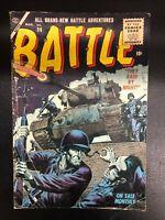 BATTLE #38 (1955) Atlas/Marvel Comics VG+