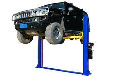 10000 LB 2-Post Heavy Duty Floor Plate Car Lift Auto Truck Hoist (FREE SHIPPING)