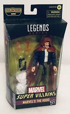Marvel Legends Super Villains The HOOD 6? Figure Brand New Sealed (light Wear)