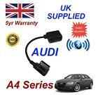 para AUDI A5 Streaming Bluetooth Música módulo iphone htc nokia lg Sony Galaxy