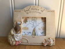 Beatrix Potter Collection The Tailor of Gloucester Field Mouse Picture Frame