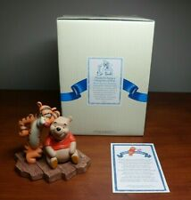 "Walt Disney Pooh & Friends - Pooh & Tigger ""Thanks for being a Caring Sort."""