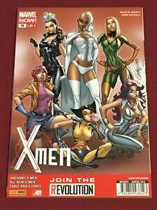 X-MEN UNIVERSE 7B Volume 4 TPB FRENCH  Sexy CAMPBELL Cover Panini Comics NM
