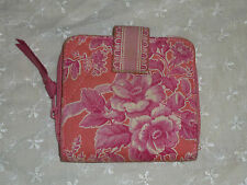 Vera Bradley Hope Toile Bifold Wallet Card Holder in Excellent Condition