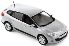 Norev 1:43 517646 Renault Megane Estate 2009 Platine Silver NEW