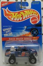NISSAN PICKUP 4X4 BAJA MUDDER ROCK CLIMBER 383 4 RACE TRUCK SERIES HW HOT WHEELS