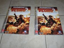 Prima Official Game Guides: Rainbow Six Vegas Vol. 2 by David Knight and Tom Cla