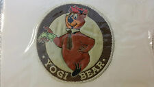 Aufnäher-  YOGI BEAR *Unbenutzt*