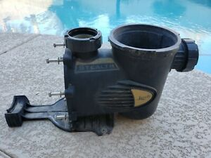 Jandy JEP/SHPF/ Stealth pump - Trap body and stand (used) (Zodiac P/N R0445601)