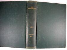 Vol 104 Jan-June 1937 Good Housekeeping Magazine Hardback Book Collection