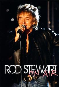Rod Stewart - Live On Air 2008 [DVD]