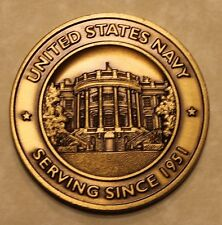 Presidential Food Service White House US Navy Challenge Coin