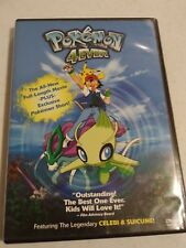 Pokemon 4Ever (DVD, 2003)