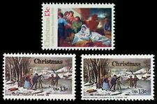 #1701-1703 13c Christmas 1976, Mint **ANY 4=FREE SHIPPING**