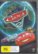 CARS 2 - DISNEY - NEW & SEALED REGION 4 DVD FREE LOCAL POST