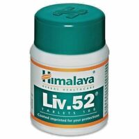 Himalaya Liv. 52 tablets (coated material for protection) 100 X 3 DE
