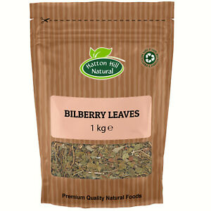 Bilberry (European Blueberry) Leaves - Free Delivery
