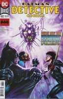 DETECTIVE COMICS #987 DC COMICS  1ST PRINT COVER A