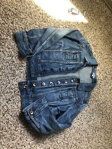 Express Jean Jacket womens large