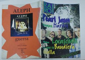03211 Rivista 1995 - RARO! n. 59 - Pearl Jam / Bandiera gialla