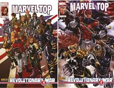 Intégrale Revolutionary War Panini (Marvel TOP v2 14&15) comme neuf