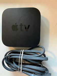 Apple TV 2013 3rd Generation A1469 Digital HD Media Streamer w/ NO Remote Tested
