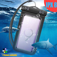 30m Bolsa De Cubierta Estuche a prueba de agua bolsa de seco flotante bajo el agua para iPhone Samsung