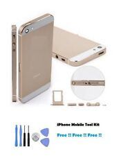 NEW iPhone 5 GOLD COLOR Replacement Housing Back Cover Case Mid Frame + TOOL KIT