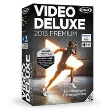 1007518 MAGIX Video Deluxe 2015 Premium DT Ret VV