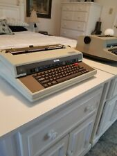 Restored 1984 Royal Alpha 2001 Electronic Typewriter With Case