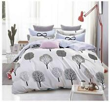 Gifty King Size california Bedsheet (3 pc Bedsheets+2-2XB 104TC-2XB