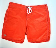 Authentic Lacoste Men's Swimtrunks. New with tag. Size L