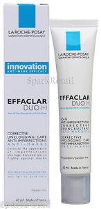 La Roche-Posay EFFACLAR DUO[+] Corrective Unclogging Anti-Imperfection Care 40ml