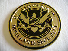 ICE DETENTION & REMOVAL OPERATIONS HOMELAND CHALLENGE COIN