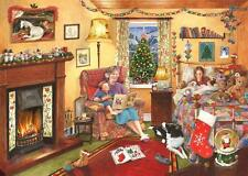 House Of Puzzles 1000 PIECE JIGSAW PUZZLE - Story For Christmas Collectors No 11
