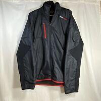 Polo Sport by Ralph LAUREN Performance Men's Zip-Up  Black Jacket XXL.