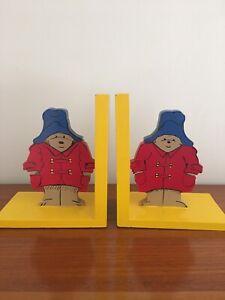 Paddington Bear Bookends