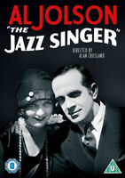 The Jazz Singer DVD (2012) Al Jolson, Crosland (DIR) cert U ***NEW***