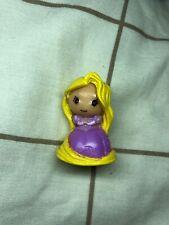 Disney Ooshies Series 1 Princess Rapunzel Rare Figure Toy Small