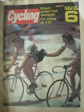 CYCLING MAGAZINE SEPTEMBER 22 1973